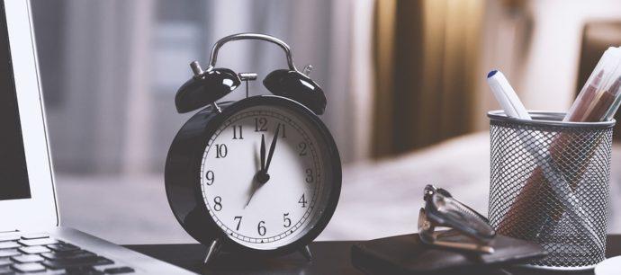 時間の使い方を変える